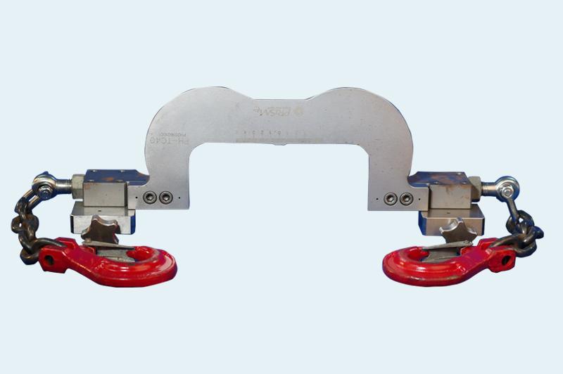 接触线紧固夹具 产品简介及操作视频展示(重点推荐产品14)