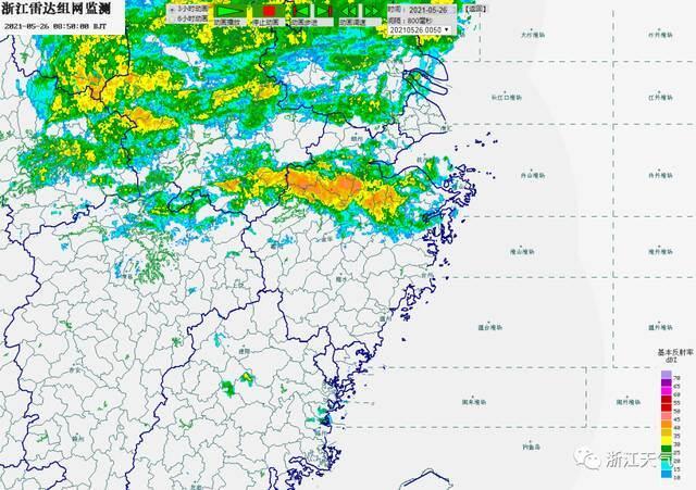 """""""又双叒""""来!浙江再迎强降雨、强对流,好天气几时到?插图6"""