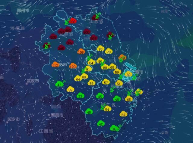 浮尘已近 上海明日最高温可达31℃!插图2