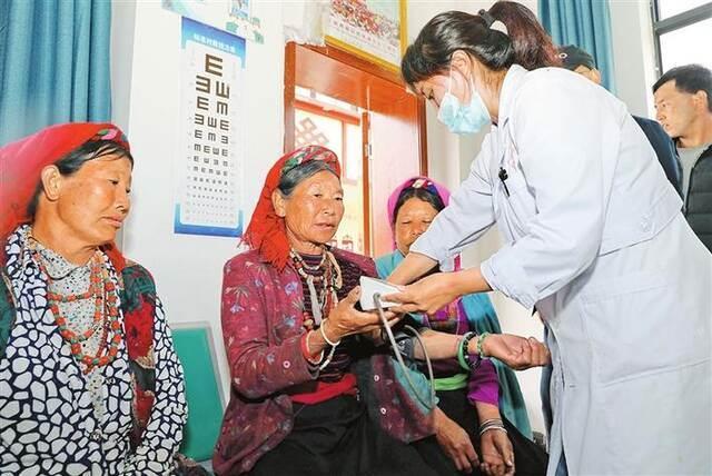 深圳三级医院对口帮扶西藏察隅硕果累累插图