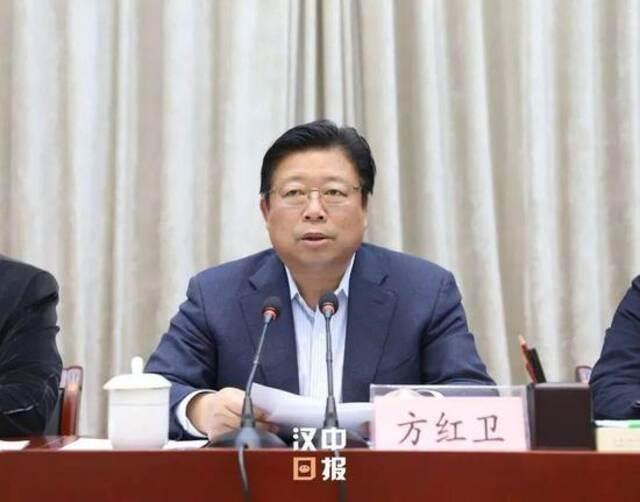 空缺半年 新任陕西省委秘书长到任插图