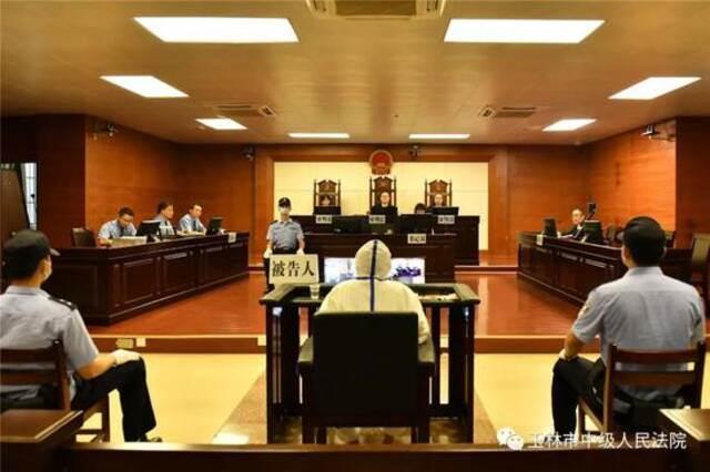 当庭宣判!广西藤县原县委副书记、县长覃仕平受贿900多万元,获刑10年插图