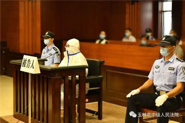 当庭宣判!广西藤县原县委副书记、县长覃仕平受贿900多万元,获刑10年插图2