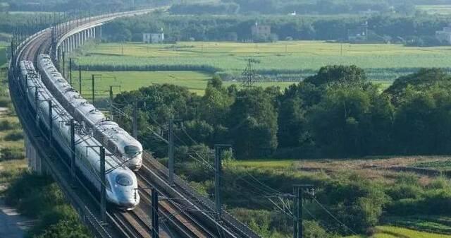 京广高铁安阳至邯郸区间接触网挂异物 列车运行秩序正在逐步恢复插图