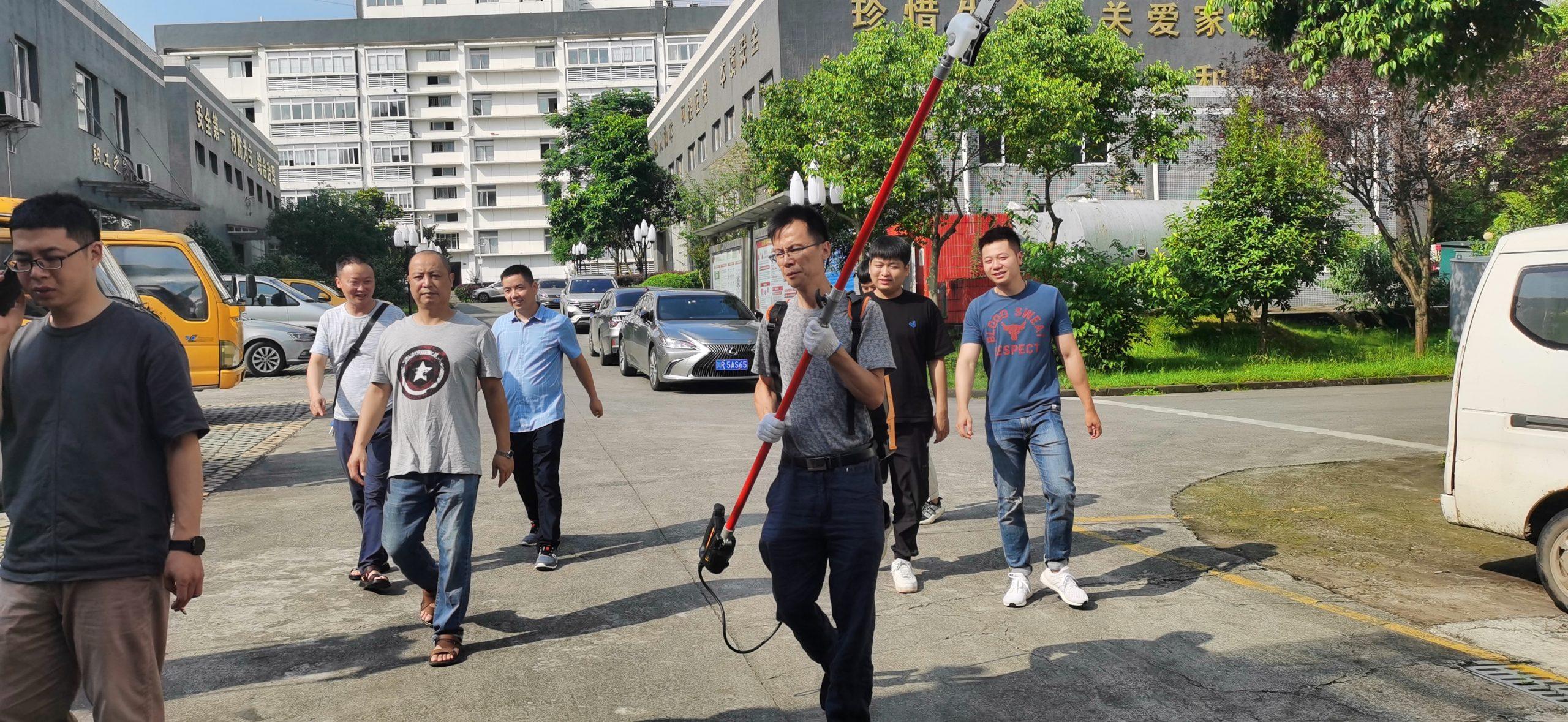 四川巡展——武汉巨精机电产品巡展活动火热进行中!